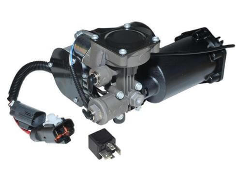 Turner Mechatronics - Discovery 3 Air Suspension Faults
